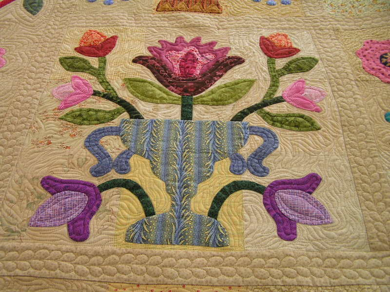 Applique_block_quilting